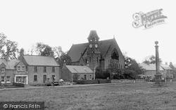 Swinton, Village Green c.1960