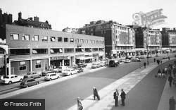Swiss Cottage, Finchley Road Shopping Centre c.1965