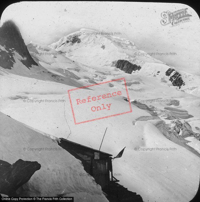 Photo of Switzerland, Mountain Hut c.1880