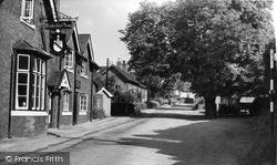 Swynnerton, Fitzherbert Arms c.1955