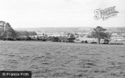 Swynnerton, General View c.1955