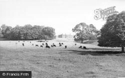 Swynnerton, Park c.1955