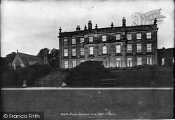Swynnerton, Swynnerton Hall 1900