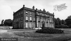 Swynnerton, Swynnerton Hall c.1955
