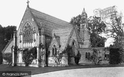 Swynnerton, Swynnerton Hall R.C.Church 1900