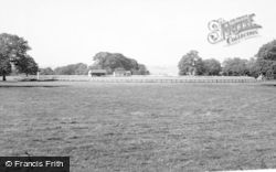 Swynnerton, The Cricket Field c.1955