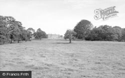 Swynnerton, The Park c.1955