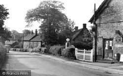 Swynnerton, The Village c.1955