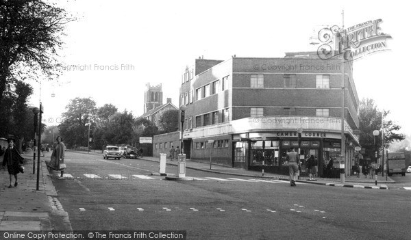 Photo of Sydenham, c1960