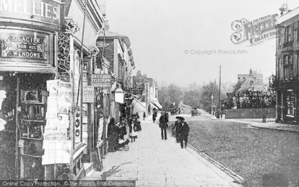 Photo of Sydenham, Kirkdale c.1900