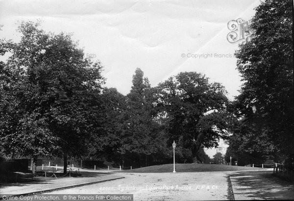 Photo of Sydenham, Lawrie Park Avenue 1898