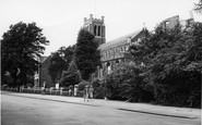Sydenham, St Bartholomew's Church c1955