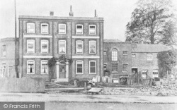 Sydenham, The Old House, Sydenham Road c.1900