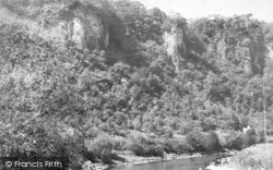 Coldwell Rocks c.1880, Symonds Yat