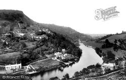 Doward Hill 1893, Symonds Yat