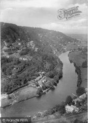 Doward Hill 1914, Symonds Yat