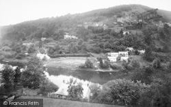 From The Chalet 1914, Symonds Yat