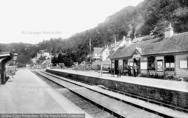Symonds Yat, Railway Station 1898