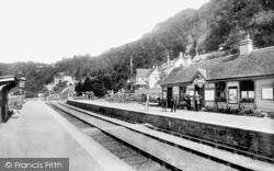 Railway Station 1898, Symonds Yat