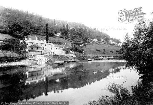 Symonds Yat, Ferry Inn 1893