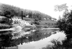 The Ferry Inn 1893, Symonds Yat