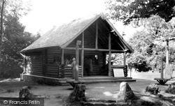 The Log Cabin c.1965, Symonds Yat