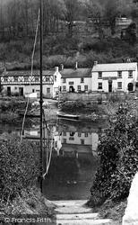 The Old Ferry c.1955, Symonds Yat
