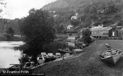 The River c.1955, Symonds Yat
