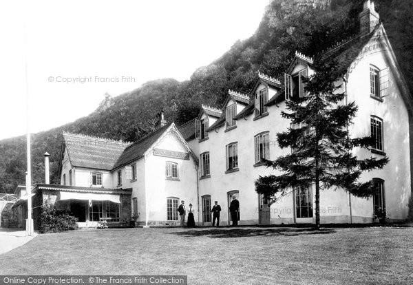 Symonds Yat, the Royal Hotel 1898