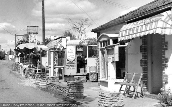 Symonds Yat, Valdasso Café c1960