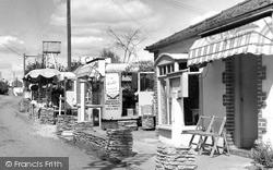 Valdasso Café c.1960, Symonds Yat