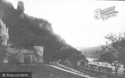 Symonds Yat, View From The Rocklea Hotel 1898
