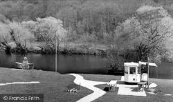 View From Valdasso Café c.1960, Symonds Yat