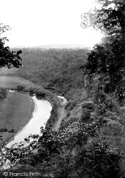 View From Yat Rock 1914, Symonds Yat
