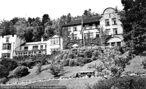 Symonds Yat, Wye Rapids Hotel c1965