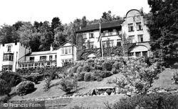 Wye Rapids Hotel c.1965, Symonds Yat