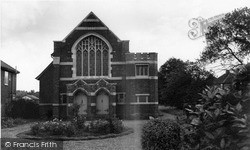 Syston, Baptist Chapel c.1965