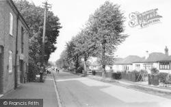Syston, Barkery Road c.1965