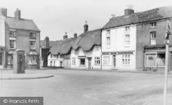 Syston, Bath Street c.1950