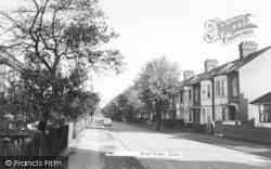 Syston, Broad Street c.1965