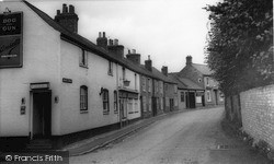 Syston, Chapel Street c.1965