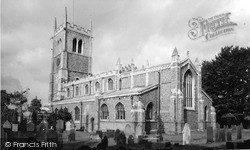 Syston, Church Of St Peter And St Paul c.1965