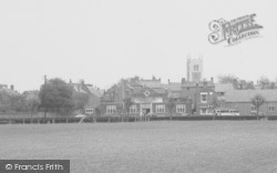 Syston, From The Recreation Ground c.1960