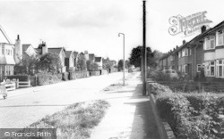 Syston, Goodes Lane c.1965