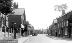 Syston, High Street c.1960