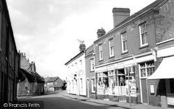 Syston, High Street c.1965