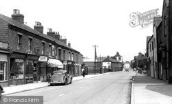 Syston, Leicester Road c.1960