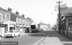 Syston, Melton  Road c.1965