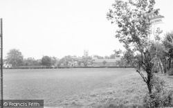 Syston, Recreation Ground c.1960