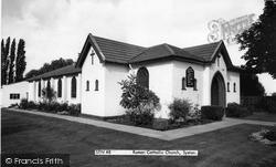 Syston, Roman Catholic Church c.1965